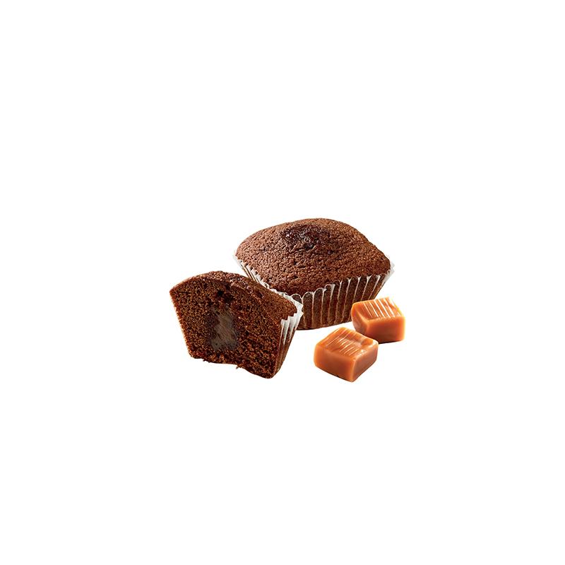 Moelleux chocolat caramel