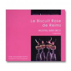 """Livre """"Le biscuit rose"""""""