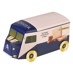 Camion Citroën Fossier - Craquant au Biscuit Rose Gianduja