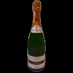 Champagne Rosé Fossier