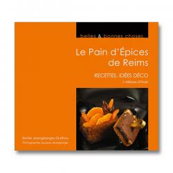 """Livre """" le pain d'épices de Reims"""""""