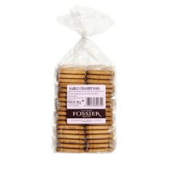 SHORTBREAD BISCUITS WITH ALMOND AND CHAMPAGNE 400g