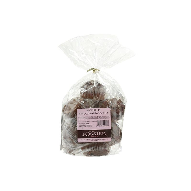 Moelleux Chocolat Noisettes