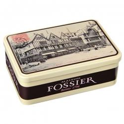 Boite Collector Carte Postale Fossier