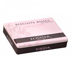 Biscuits Roses de Reims boite métal