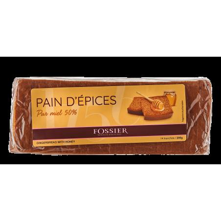 Pain d'épices miel Fossier