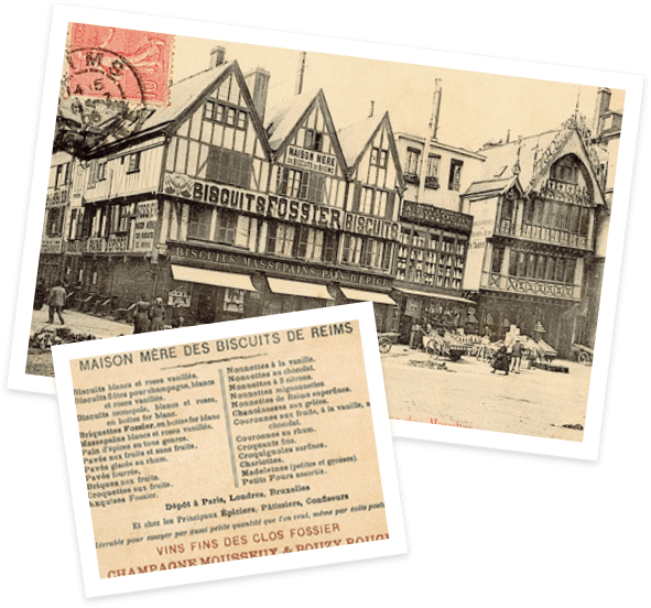 L'histoire de la Maison Fossier